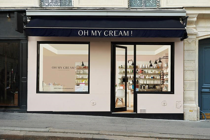 Oh my cream!